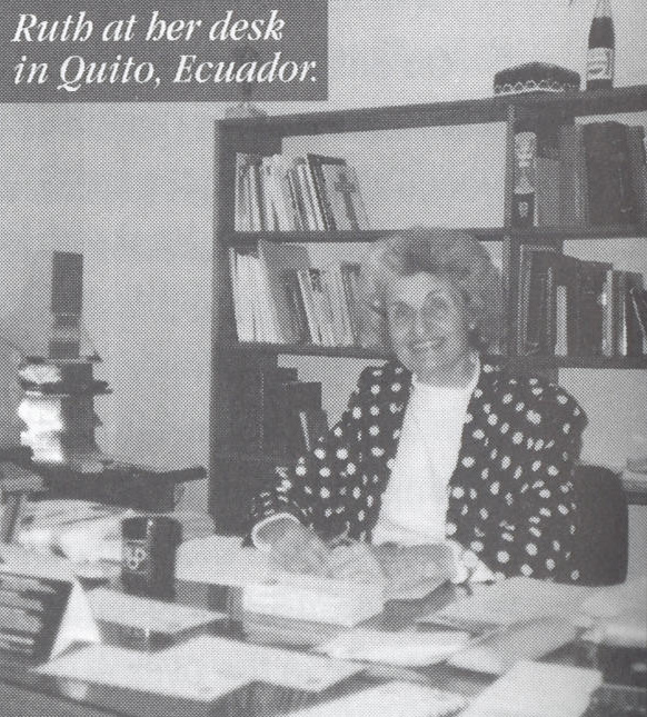 Ruth-at-her-office-desk-in-Equador