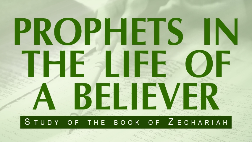 Prophets in the Life of a Believer Seminar