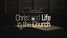 Christ and Life in the Church