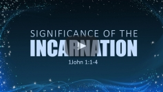 Significance of the Incarnation