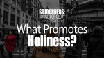 What Promotes Holiness?