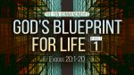 God's Blueprint for Life