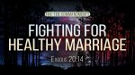 Fighting for Healthy Marriage